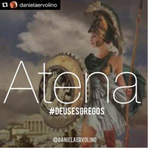 Atena, arquétipos, deuses gregos